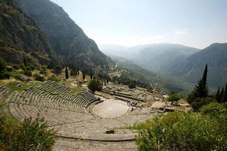 Amphitheater Delphi