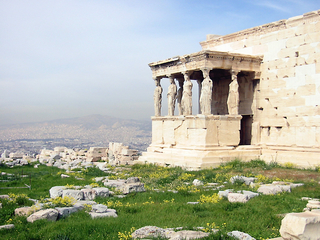 Acropolis Griechenland
