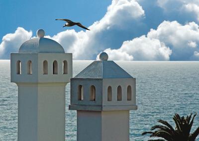 Foto - Türme an der Amalfiküste