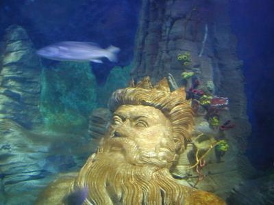 Poseidon Gott des Meeres