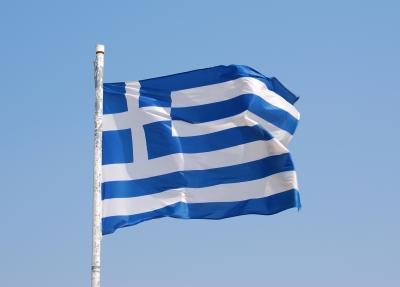 Griechische Flage